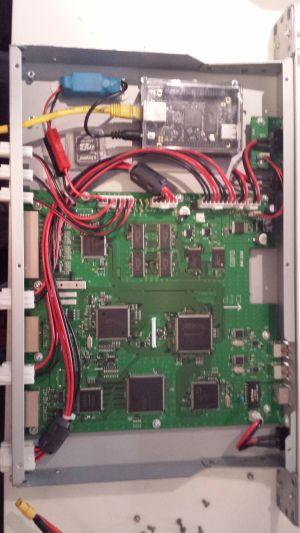 Inside D-Star Controller
