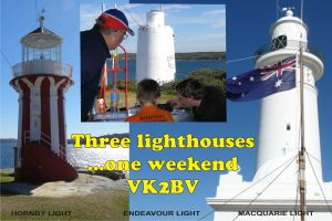 3 Lighthouses QSL