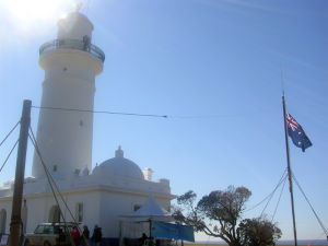 Macquarie Lighthouse 2006