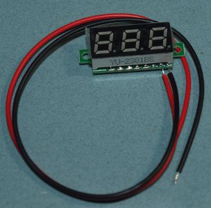 Powerpole kit Voltmeter Only