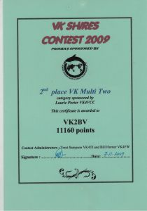 VK Shires 2009 Resize