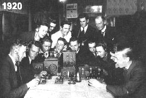 1920 Members and equipment