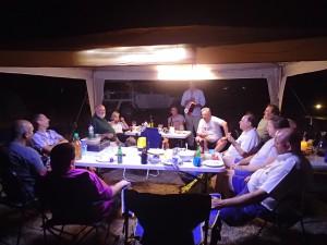 WARS planning meeting.