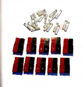Connectors-Anderson Powerpole-Red/Black 30Amps