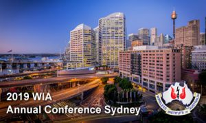 WIA 2019 AGM & CONFERENCE @ Parkroyal Hotel, near Darling Harbour