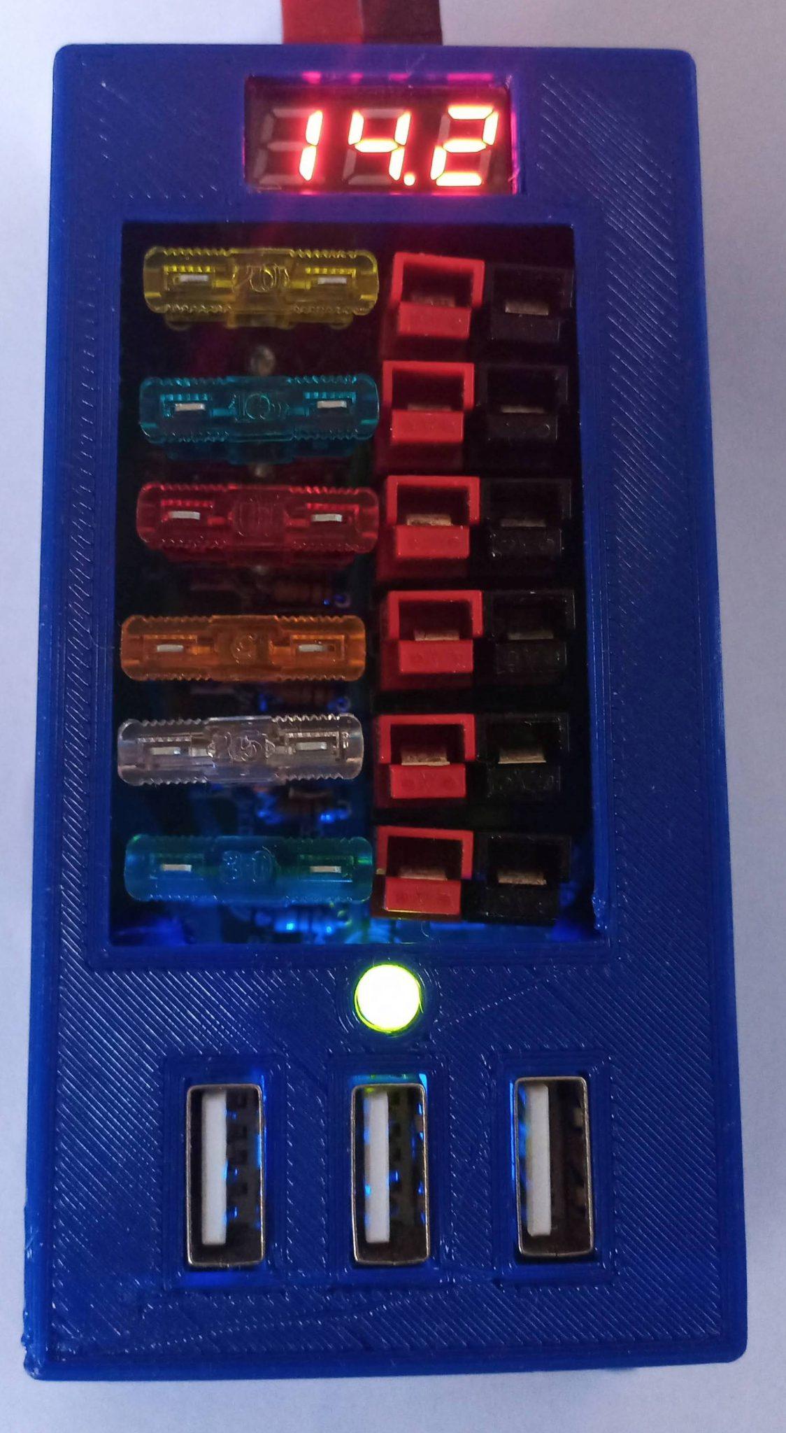 3 x USB Upgrade for WARS PPL KIT